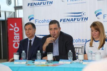 ¡El Departamento del Tesoro de EEUU entrega 41 millones de lempiras a la Fenafuth!