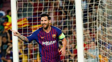 Barcelona, Liverpool y Atlético de Madrid inician la Liga de Campeones con victoria