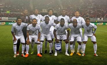 Honduras no tuvo movimiento en el ranking FIFA