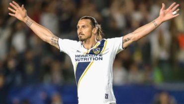 Zlatan Ibrahimovic se queda en Los Ángeles con el Galaxy