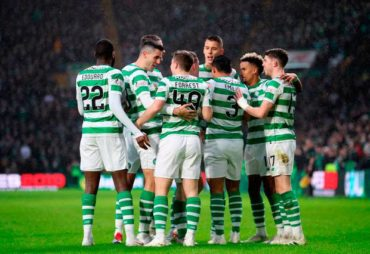 Reaparece Emilio Izaguirre en victoria de Celtic
