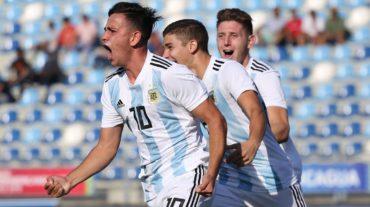Argentina vence a la Uruguay de Fernando Coito y clasifica al Mundial Sub-20