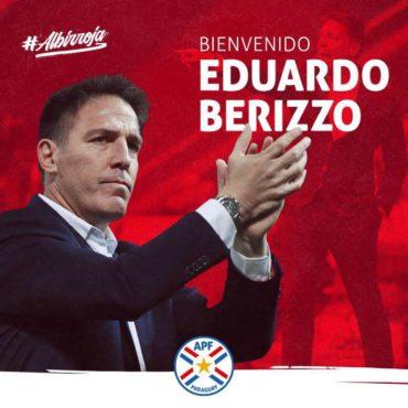 Eduardo Berizzo es el nuevo director técnico de Paraguay