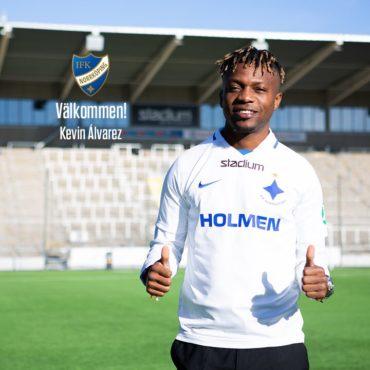 Kevin Álvarez es nuevo jugador del IFK Norrköping de Suecia
