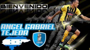 Ángel Tejeda deja el Real España y ficha por equipo guatemalteco