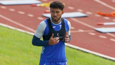 Danilo Acosta ya no jugara con la Selección Mayor de Honduras