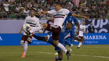 México vence a Martinica 3-2 en la Copa Oro (VÍDEO)