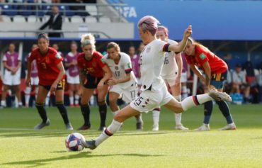 EEUU vence a España y clasifica a cuartos de final del Mundial Femenino