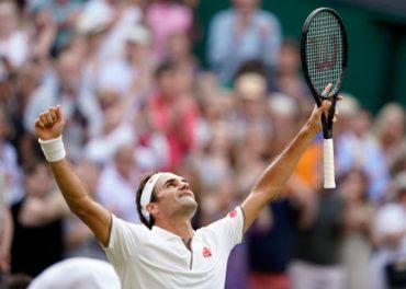 Federer vence a Nadal y se enfrentará a Djokovic en la final de Wimbledon (VÍDEO)