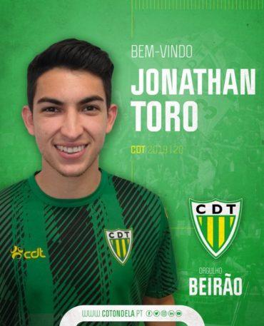 Tondela hace oficial la contratación de Jonathan Rubio