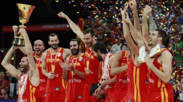 España vence a Argentina y gana el Mundial de baloncesto