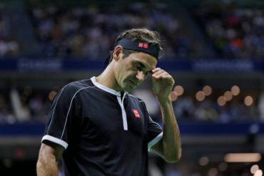 Dimitrov vence a Federer y clasifica a las semifinales del Abierto de Estados Unidos