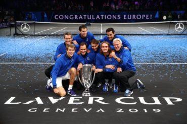 Europa gana la tercera edición de la Laver Cup