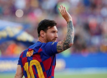 Messi entra en la convocatoria de Barcelona para el duelo de Champions