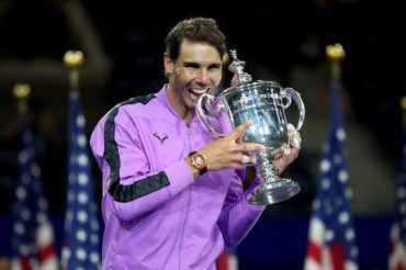 Nadal derrota a Medvedev y es campeón del US Open