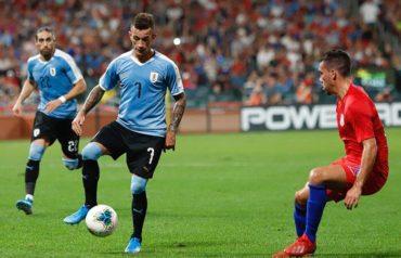 Estados Unidos igualó 1-1 con Uruguay en fecha FIFA