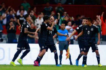 México venció a Panamá en la Liga de Naciones de Concacaf
