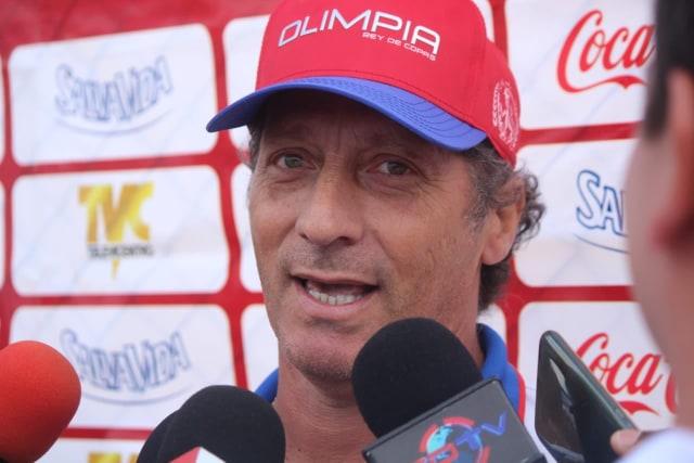 "Pedro Troglio: ""Yo no dije que Motagua no es rival a vencer"""